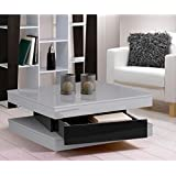 Basse Lauryn BlancCuisineamp; Design Table Maison 5A34RjL
