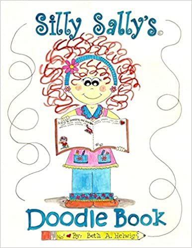 Silly Sally's Doodle Book