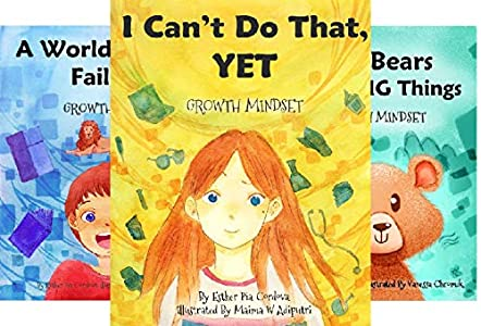 Growth Mindset Book Series