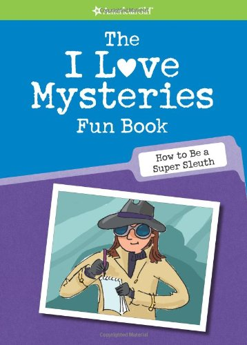 The I Love Mysteries Fun Book (American Girl Library)