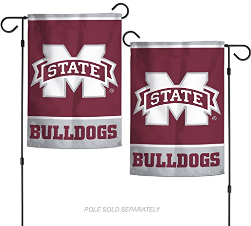 WinCraft NCAA Mississippi State Bulldogs 12.5