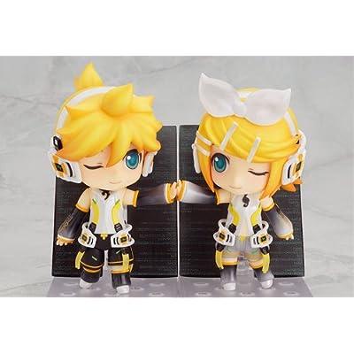 Good Smile Vocaloid: Kagamine Len: Append Nendoroid Action Figure: Toys & Games