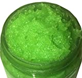 Organic & Natural Creamy Moisturizing Lip Scrub/Lip Mask No More Chopped Lips Peppermint Flavored 0.3 oz