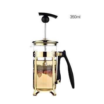 Método de la olla de café de presión francesa Olla de ...