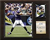 : NFL Joe Flacco Baltimore Ravens Player Plaque