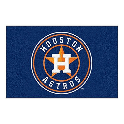 Astros Rug Houston Floor - FANMATS MLB Houston Astros Nylon Face Starter Rug