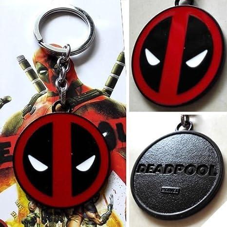 Marvel - Llavero Deadpool 10cm: Amazon.es: Equipaje