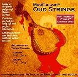 Oud String PVF Trebles by MusiCaravan