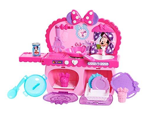 Disney 88875 Minnie Bowtastic Kitchen