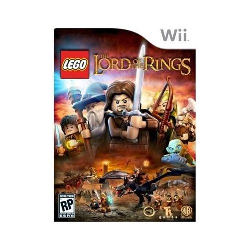 Warner Bros. LEGO The Lord of the Rings for Nintendo Wii (Lego Lord Of The Rings Nintendo Wii)