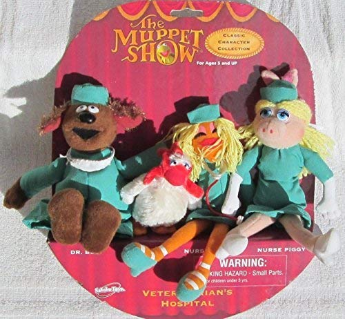 The Muppet Show Veterinarian's Hospital]()