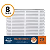 aprilaire replacement filter 1210 - Aprilaire 213 Healthy Home Air Filter for Aprilaire Whole-Home Air Purifiers, MERV 13, for Most Common Allergens (Pack of 8)