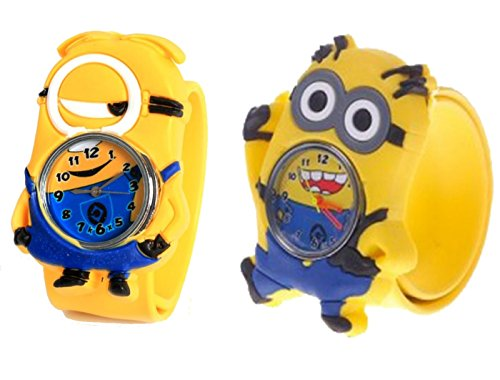 Kids Watch - Despicable Me, Minion, Slap Watch,