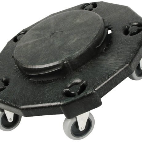 Winco DLR-18 Round Dolly, 18-Inch