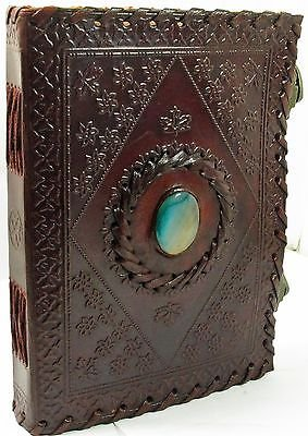 Handmade Embossed Leather Journal Latches product image