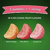 Airborne Gummies Plus Probiotic, Assorted Fruit 42