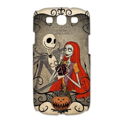 [Funny Picture Jack Skellington Samsung Galaxy S3 I9300 Hard Cover Case Of The Nightmare Before] (5 Guy Halloween Costumes)