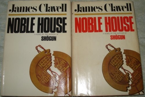 Noble House - NOBLE HOUSE Volumes 1 and 2