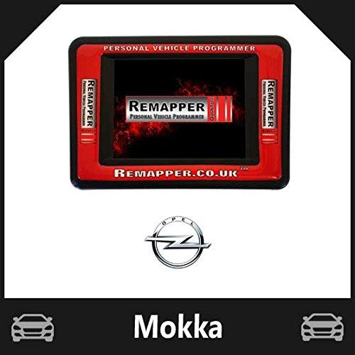 Opel Mokka personalizada OBD ECU remapping, motor REMAP & Chip Tuning Tool - superior más caja de ajuste de Diesel: Amazon.es: Coche y moto