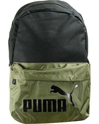 PUMA Women's Evercat Lifeline Backpack, olive, One Size (Women Bag For Puma Green Gym)
