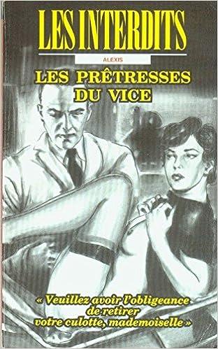 Les interdits n°159 : les pretresses du vice