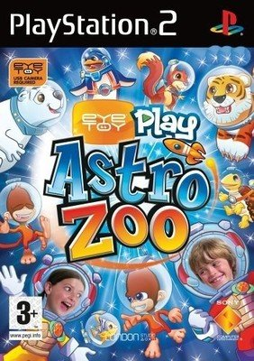 Buy Eye Toy Play: Astro Zoo (Standalone) For PS2 Game Online