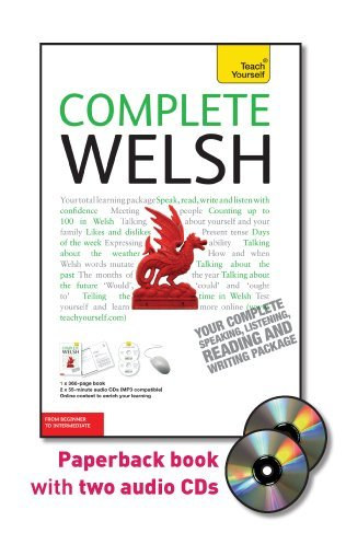 Complete Welsh with Two Audio CDs: A Teach Yourself Guide (TY: Complete Courses)