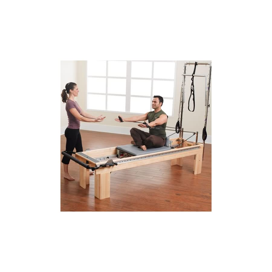Clinical Reformer with Tower and Mat System