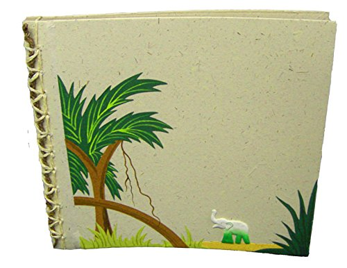 Mr. Ellie Pooh Large Natural White Photo Album Scrapbook ...