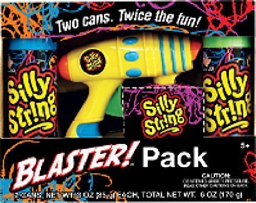 silly string spray streamer - 3