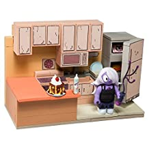 McFarlane Toys ID12887 Universe Small Construction Set-Amethyst with Steven's Kitchen