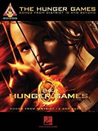 The Hunger Games (Tablatures Guitare). Partitions pour Guitare, Tablature Guitare par  Hal Leonard Corp