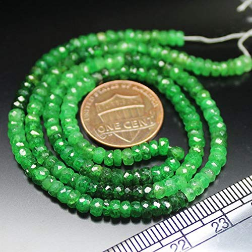 "New 12mm Brazil  orange faceted gemstone Necklace 18"" Tibetan silver love clasps"