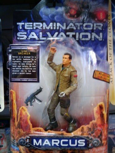 Terminator Salvation 6 Marcus Action Figure by ()