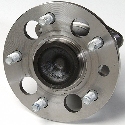 PROFORCE 512041 Premium Wheel Bearing and Hub Assembly (Rear) (Wheel Rear Premium Bearings)