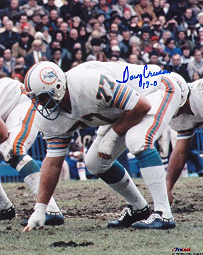 1972 Miami Dolphins 8x10 Photo - 4