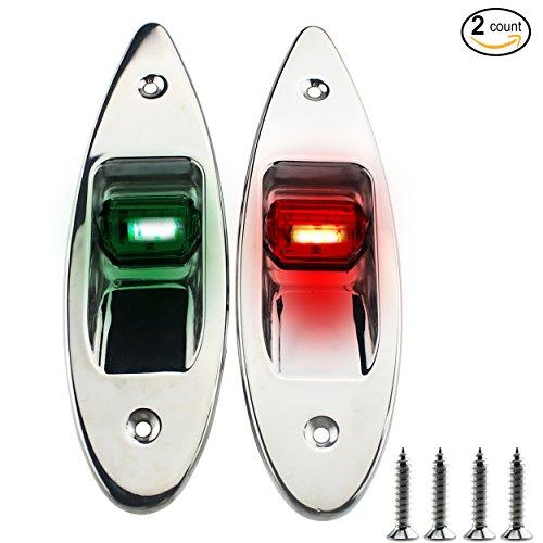 Flush Mount Led Navigation Lights