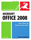 Microsoft Office 2008 for Macintosh, Steve Schwartz, 032153400X