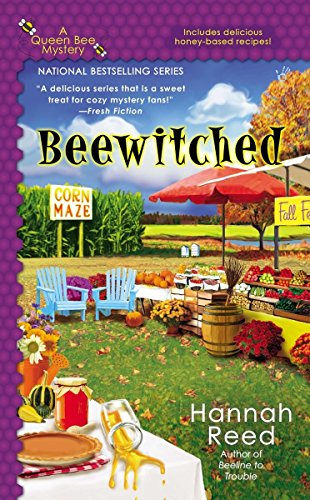 Beewitched (A Queen Bee Mystery)