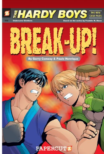 Hardy Boys The New Case Files #2: Break-Up, The (The Hardy Boys The New Case Files) (North Fire Pit Up)