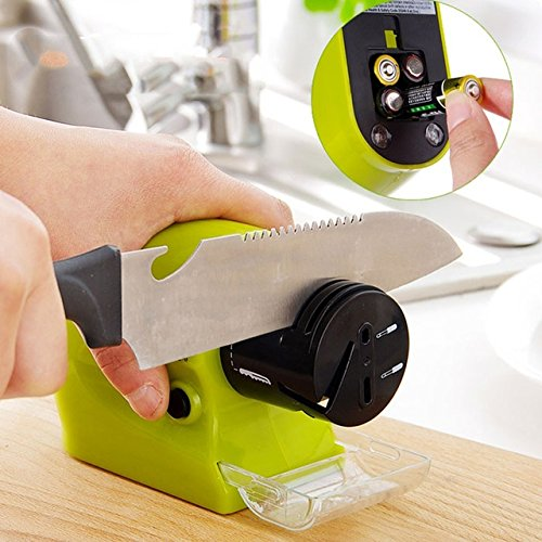 Swifty Sharp Knife Siccors Kitchen Tool Sharpener - New Swifty Sharp Tool & Knife Sharpener As Seen On Tv Brand New - Home Kitchen, Gift for Family, Friend