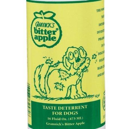 037685325746 - Grannick's Bitter Apple for Dogs Spray Bottle, 16 Ounces carousel main 3