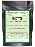 Maltitol - Low Calorie Natural Fine Granular Sugar Alternative - 90% Sweetness of Sugar, 25 lb