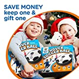 LLMoose Hover Soccer Ball Set of 2, Hover Ball with
