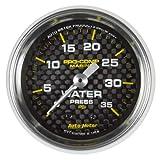 Auto Meter AutoMeter 200772-40 Gauge, Water