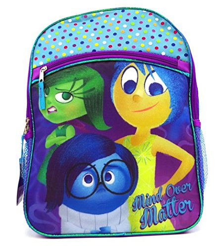 Disney Backpack Compartments Adjustable Multicolor
