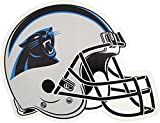NFL Carolina Panthers Outdoor Small Helmet Graphic Decal