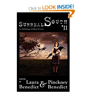 Surreal South '11 Laura Benedict, Pinckney Benedict and Brad Green