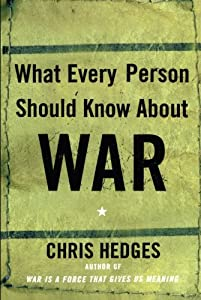 What Every Person Should Know About War from Free Press