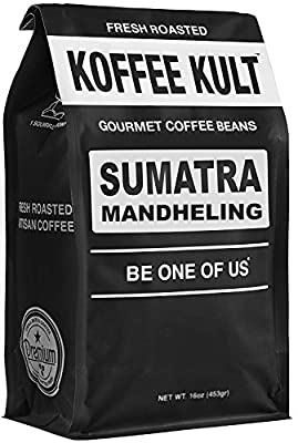 Sumatra Mandheling Coffee Beans from Koffee Kult